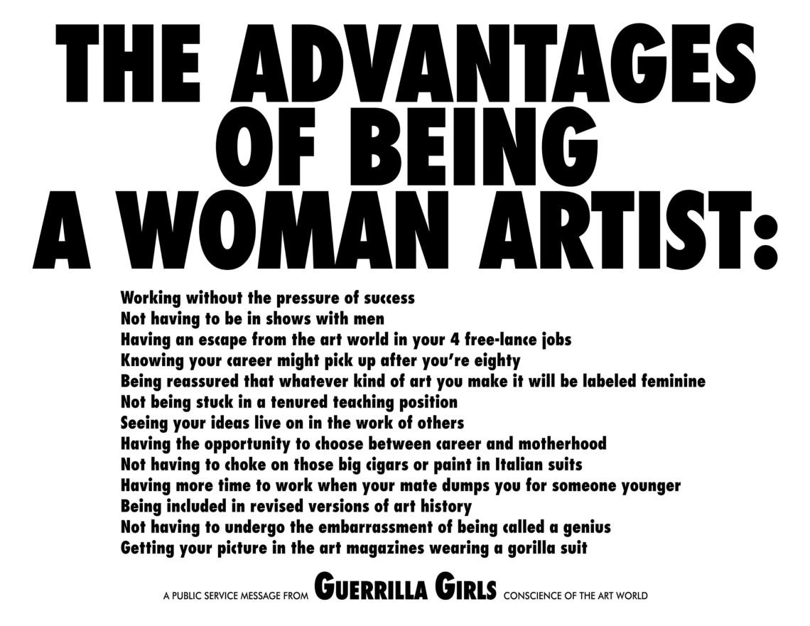 geurilla girls