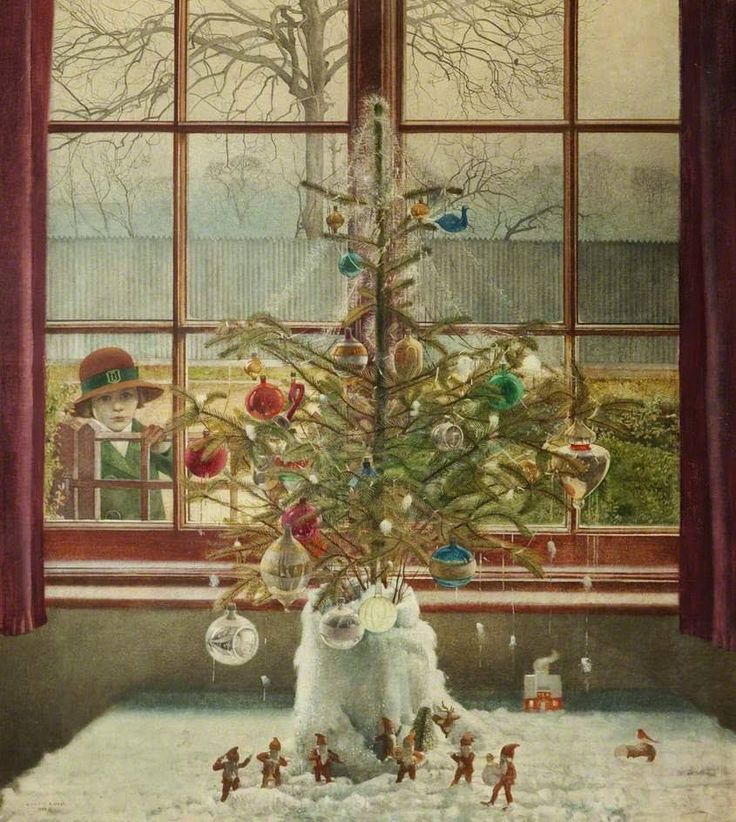 harry busch the christmas tree